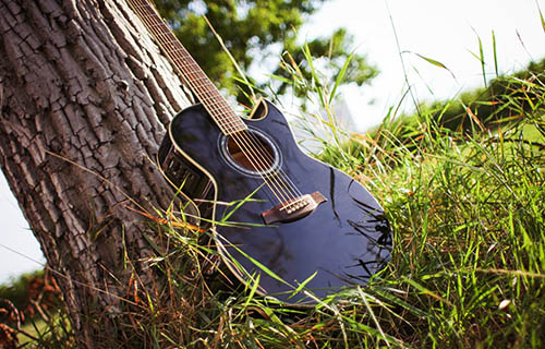 podcast musica folk y country